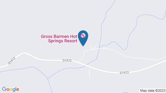 NWR Gross Barmen Resort Map