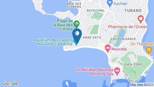 Casa del Sole Apartments Map