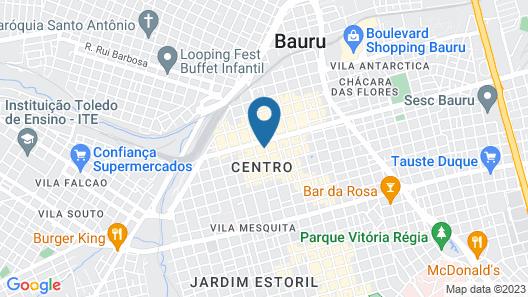 Martha Office Hotel Map