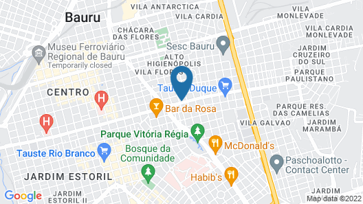 Bekassin Hotel Map