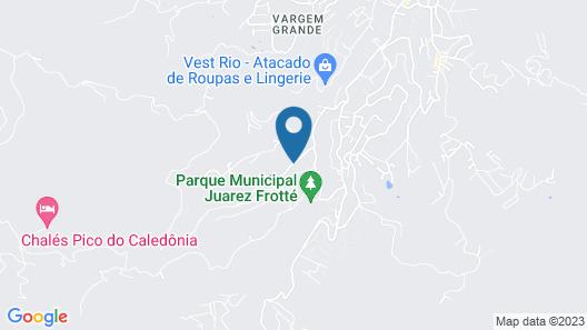 746 Pousada Map