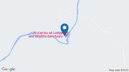 Naankuse Lodge Map