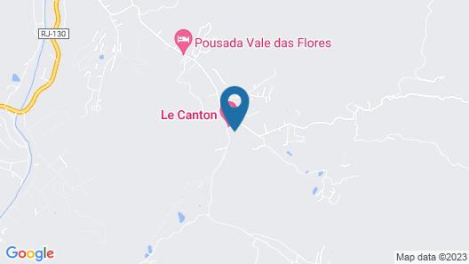 Magique Le Canton Map