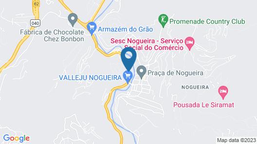 Pousada Sítio Sossego Map