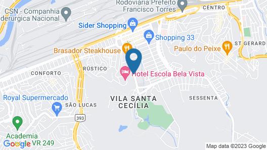 Seleto Hotel Map