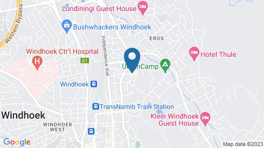 Livega House Map