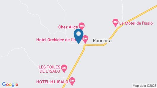 ITC Lodge Map