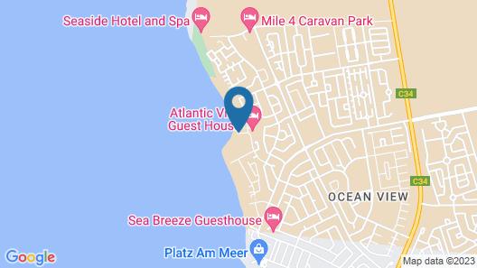 Beach Lodge Map