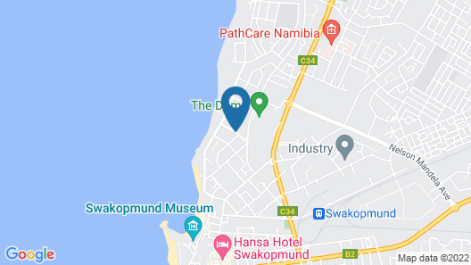 Indulge Guesthouse Map