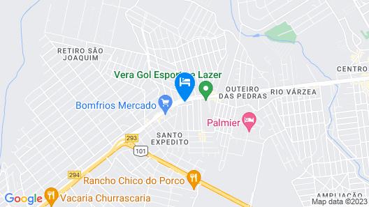Samba Itaboraí Map