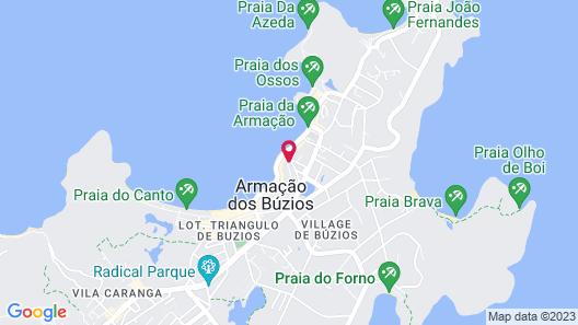 Hotel El Cazar Map