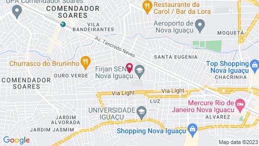 Girão House Map