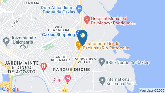 Matiz Multi Suítes Map