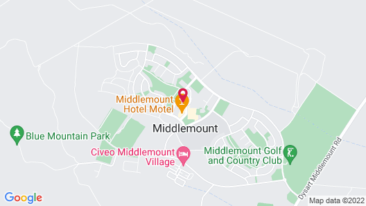 Swag Motel Map