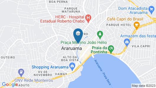 Hotel Pousada Figueiredo Map