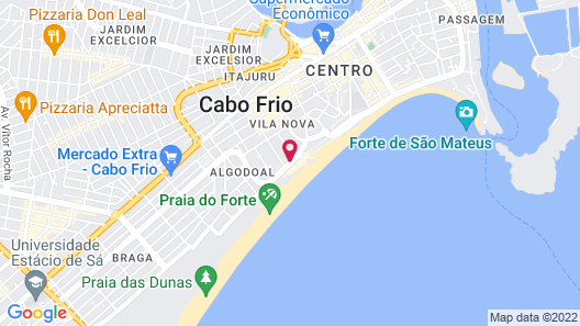 Residencial Porto Príncipe Map