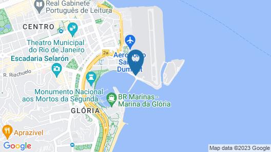 Prodigy Santos Dumont Map