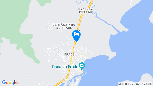 Hotel Fasano Angra dos Reis Map