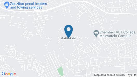 Maungani Lodge Map