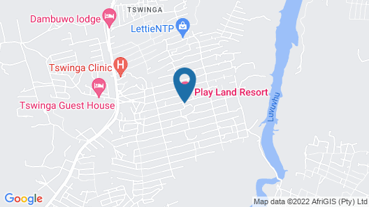 Tswinga Guest House Map