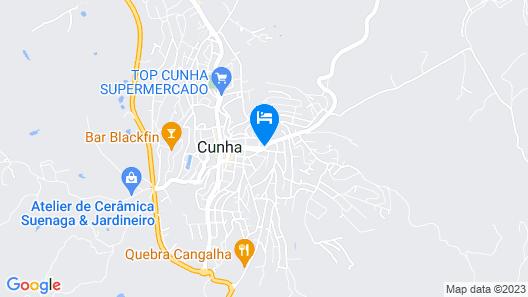 Sítio Santa Clara Map
