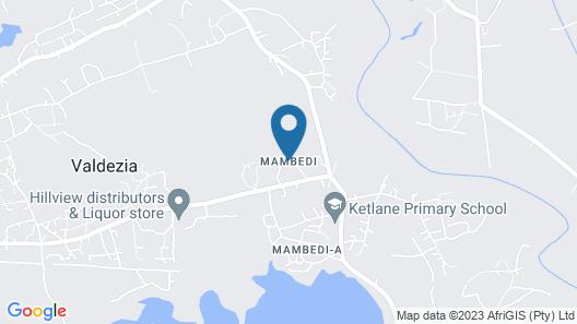 Mambedi Country Lodge Map