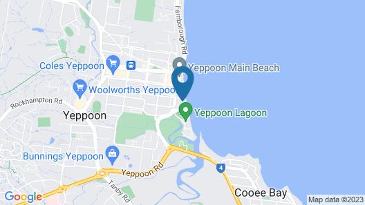 Salt Apartments Map
