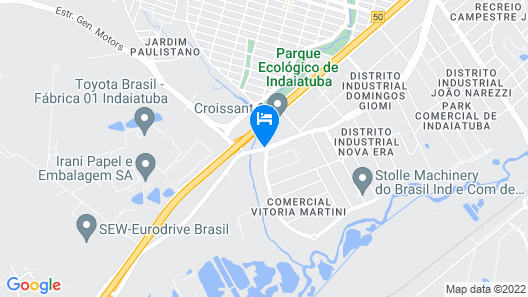 Motel Xanadú - Adults Only Map