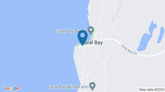 Ningaloo Reef Resort Map