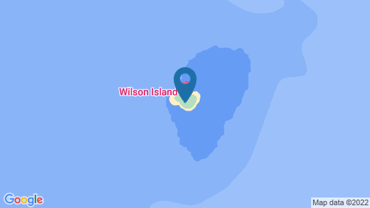 Wilson Island Map