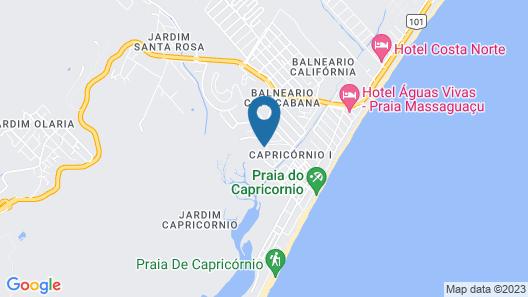 Ecco Capricórnio Map