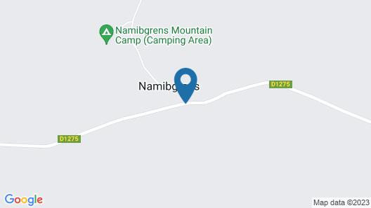 Namibgrens Guest Farm (Pty) Ltd Map