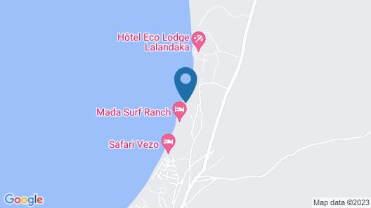 Casanakao, Maisons de Vacance Tous Équipée à la Location en Court et Long Sejour Map