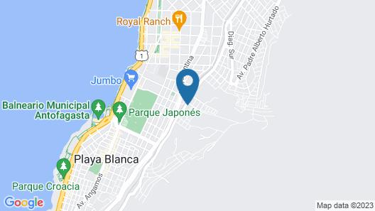 Pampaloja Map