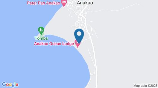 Anakao Ocean Lodge & Spa Map