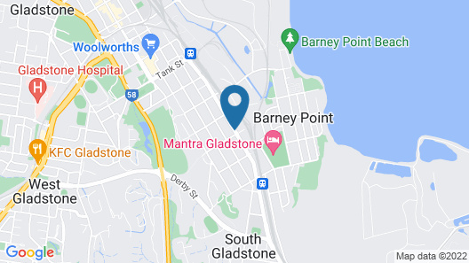 The Sleep Factory Map