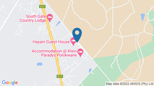 Hayani Guest House Map