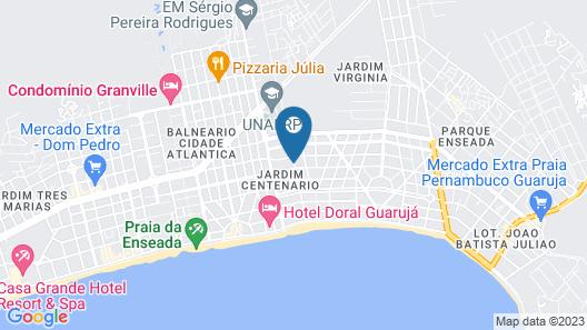 Hotel Pousada do Comendador Map