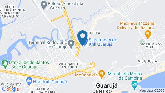 Motel Villa di Roma - Adults Only Map