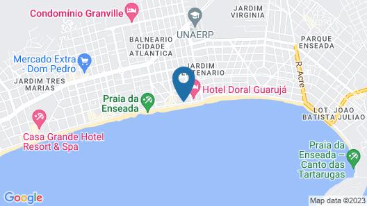 Hotel Vicino al Mare Map