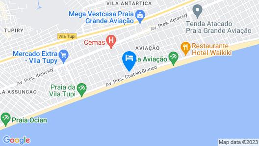 Pousada Pg One Map