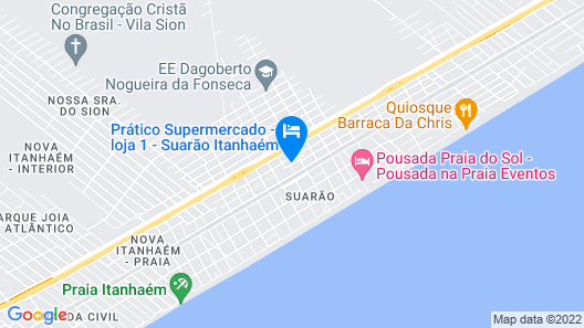 Hotel Sion Map