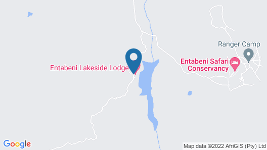 Entabeni Manor Lodge & Villas Map
