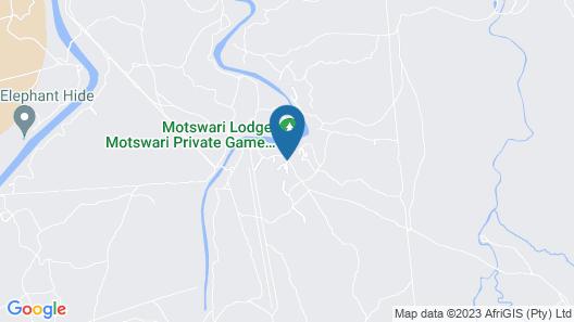 Motswari Private Game Reserve Map