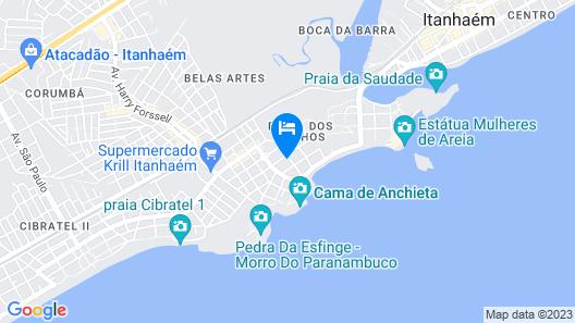 Pousada Dolce Vita Map