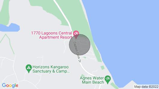 Edges 37- 1 Bedroom Holiday Unit in Resort, Sleeps 4 Map