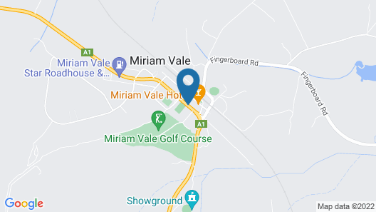 Miriam Vale Motel Map