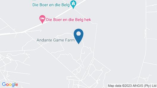 Andante Game Farm Map