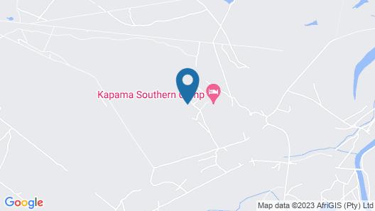 Kapama Southern Camp Map
