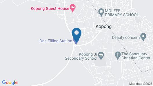 Kopong Guest House Map